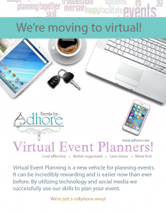 Virtual Event Planner